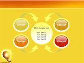 Bright Idea PowerPoint Template#6