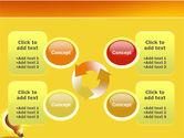 Bright Idea PowerPoint Template#9