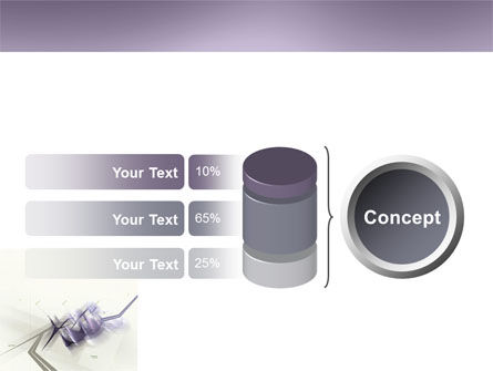 Light Purple PowerPoint Template Slide 11