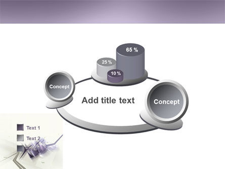 Light Purple PowerPoint Template Slide 16