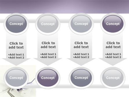 Light Purple PowerPoint Template Slide 18