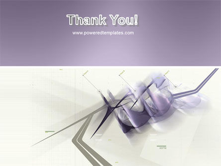 Light Purple PowerPoint Template Slide 20