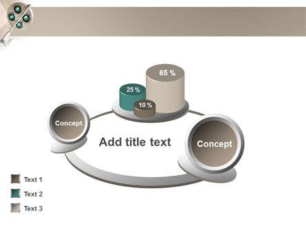 Illumination Of The Operation Room PowerPoint Template Slide 13