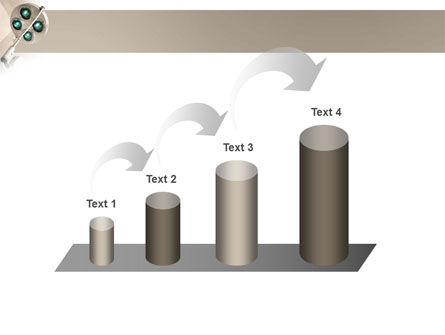 Illumination Of The Operation Room PowerPoint Template Slide 7