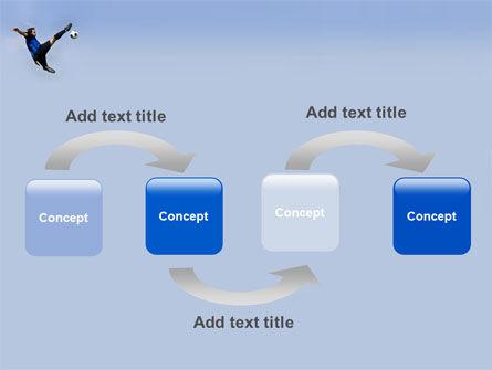 Football Ballet PowerPoint Template, Slide 4, 03318, Sports — PoweredTemplate.com