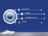 Sea Liner PowerPoint Template#3