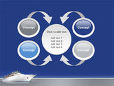 Sea Liner PowerPoint Template#6