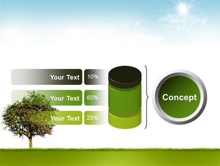 Trees PowerPoint Template Slide 11