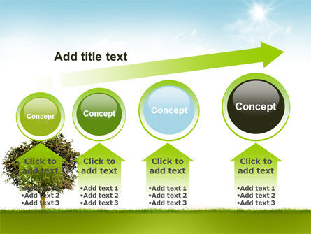 Trees PowerPoint Template Slide 13