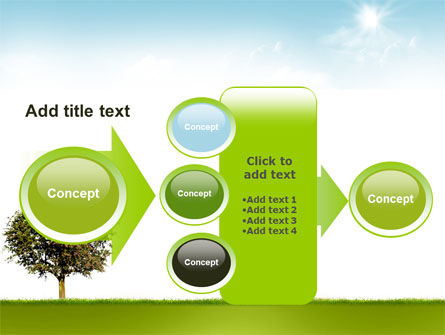 Trees PowerPoint Template Slide 17