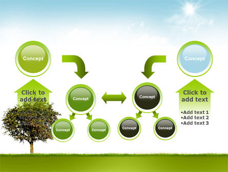 Trees PowerPoint Template Slide 19