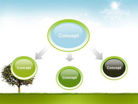Trees PowerPoint Template Slide 4