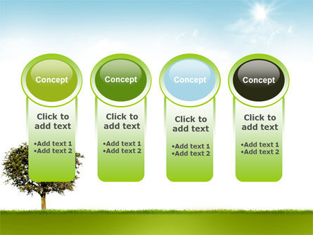Trees PowerPoint Template Slide 5