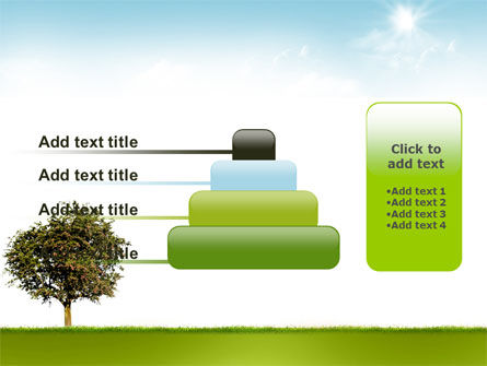 Trees PowerPoint Template Slide 8