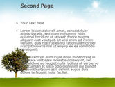 Trees PowerPoint Template#2