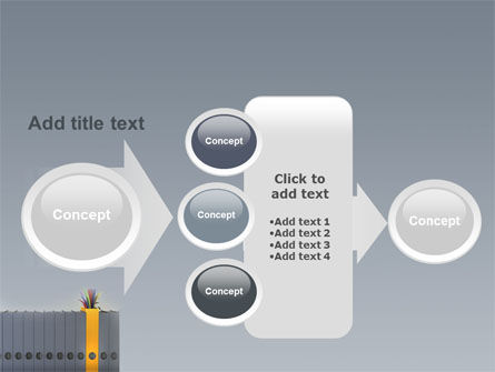 Document Filing PowerPoint Template Slide 17