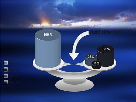 Sea Water PowerPoint Template Slide 10