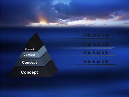 Sea Water PowerPoint Template Slide 12