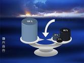 Sea Water PowerPoint Template#10