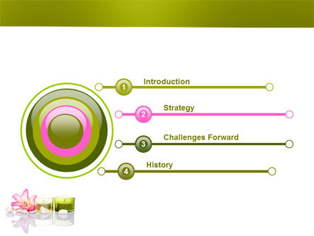 SPA Treatment PowerPoint Template, Slide 3, 03328, Health and Recreation — PoweredTemplate.com