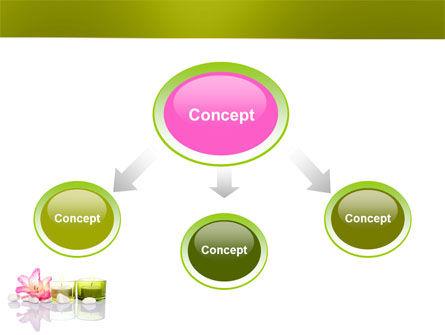 SPA Treatment PowerPoint Template, Slide 4, 03328, Health and Recreation — PoweredTemplate.com