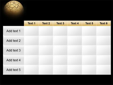 Desert Planet PowerPoint Template Slide 15