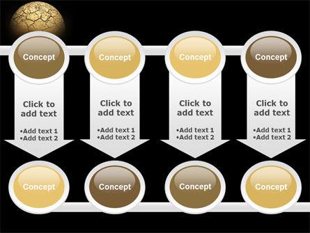 Desert Planet PowerPoint Template Slide 18