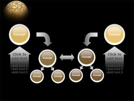 Desert Planet PowerPoint Template Slide 19