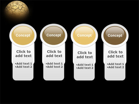 Desert Planet PowerPoint Template Slide 5