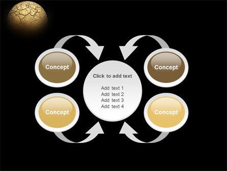 Desert Planet PowerPoint Template Slide 6