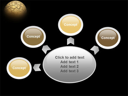Desert Planet PowerPoint Template Slide 7