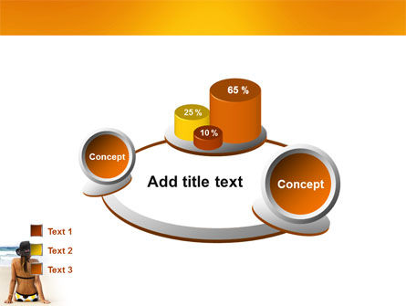 Sunny Beach PowerPoint Template Slide 16