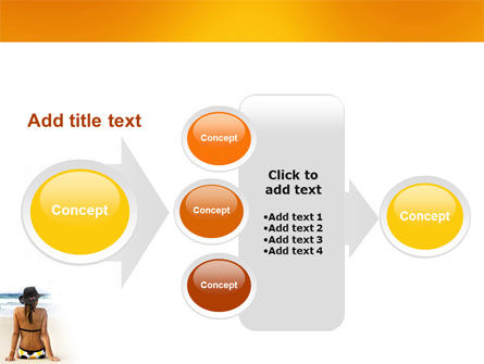 Sunny Beach PowerPoint Template Slide 17