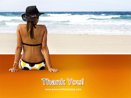 Sunny Beach PowerPoint Template Slide 20