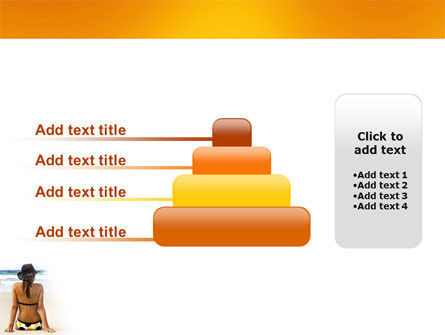 Sunny Beach PowerPoint Template Slide 8