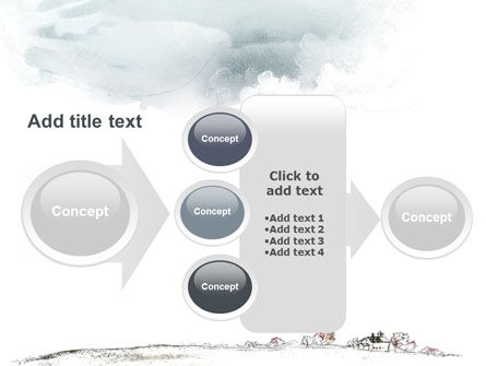 Country Landscape PowerPoint Template Slide 17