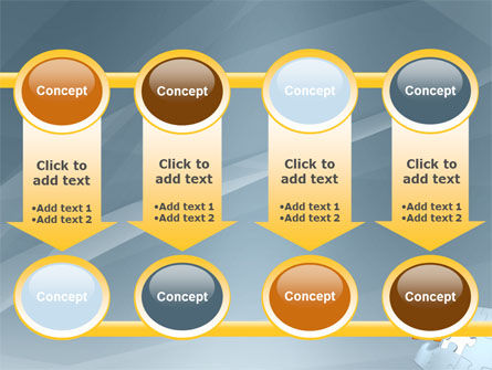Piece of Puzzle PowerPoint Template Slide 18