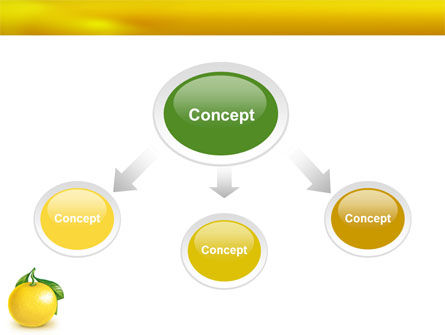 Yellow Citrus PowerPoint Template Slide 4