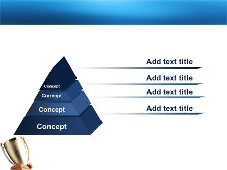 Prize Cup PowerPoint Template Slide 12