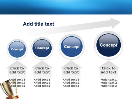 Prize Cup PowerPoint Template Slide 13