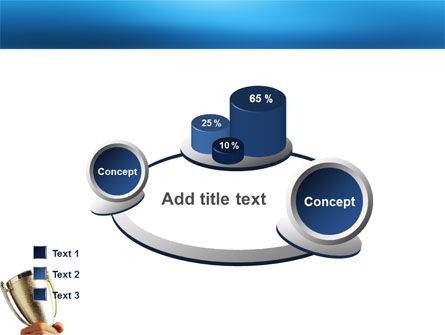 Prize Cup PowerPoint Template Slide 16