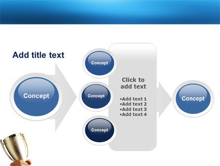 Prize Cup PowerPoint Template Slide 17
