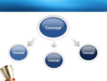 Prize Cup PowerPoint Template Slide 4