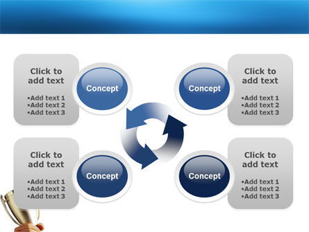 Prize Cup PowerPoint Template Slide 9