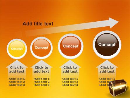 Treasure PowerPoint Template Slide 13