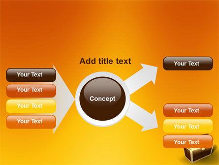 Treasure PowerPoint Template Slide 14