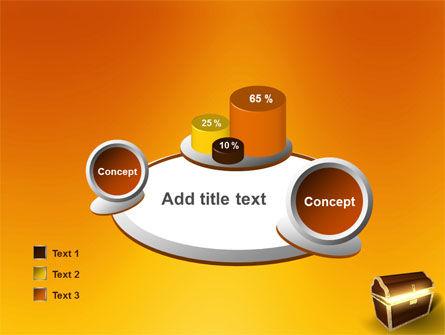 Treasure PowerPoint Template Slide 16