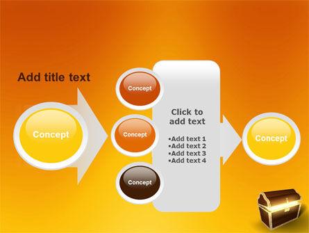 Treasure PowerPoint Template Slide 17