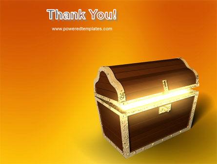 Treasure PowerPoint Template Slide 20