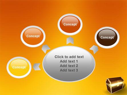Treasure PowerPoint Template Slide 7
